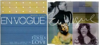 EN VOGUE NO FOOL NO MORE WHATEVER 2 SUPERB CD 'S NEW