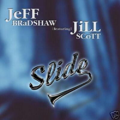 JEFF BRADSHAW & JILL SCOTT SLIDE OOP CD NEW & SEALED