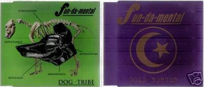 FUN-DA-MENTAL GOLD BURGER DOG-TRIBE 2 SUPERB CD S NEW