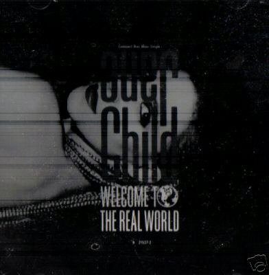 JANE CHILD WELCOME TO THE REAL WORLD 7 TRACK CD SEALED