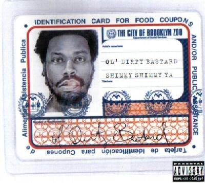 OL' DIRTY BA**ARDS SHIMMY SHIMMY YA ULTIMATE 5 TRACK CD