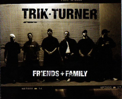 TRIK TURNER FRIENDS & AND FAMILY LE GIRLS V RARE CD NEW