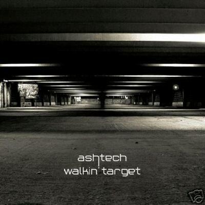 ASHTECH WALKIN' TARGET GAUDI SUPERB PSY-TRANCE CD