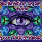 SPACE TRIBE AND & FRIENDS KALEIDESCOPIC VISION CD