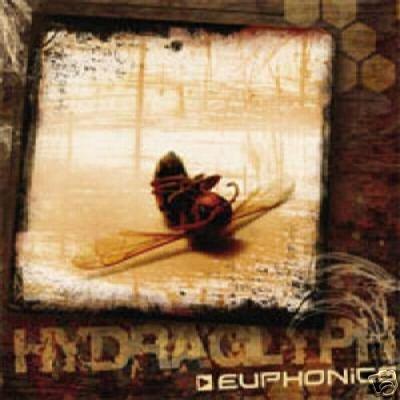 HYDRAGLYPH EUPHONICS ULTIMATE PSY-TRANCE CD