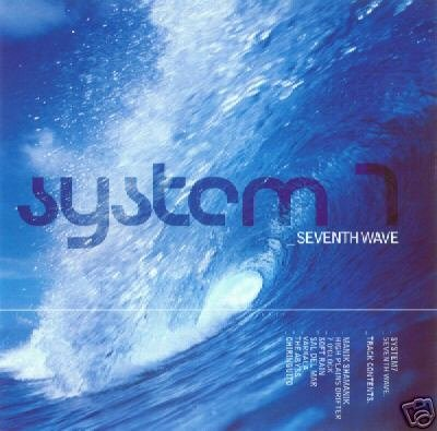 SYSTEM 7 SEVEN SEVENTH 7TH WAVE DEEP HOUSE OOP CD
