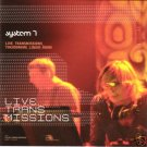 SYSTEM 7 SEVEN LIVE IN JAPAN TRANSMISSIONS RARE CD