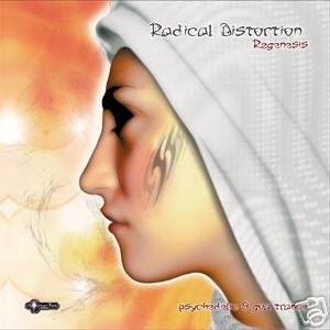 RADICAL DISTORTION REGENESIS RARE GREEK GOA TRANCE CD
