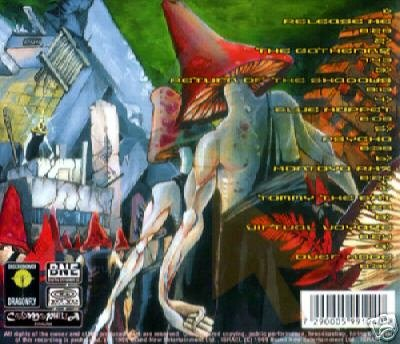 INFECTED MUSHROOM THE GATHERING ISRAEL PSY-TRANCE CD
