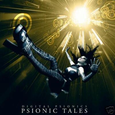 PSIONIC TALES KLUSTER XATRIK PSYWALKER SPACE TRIBE CD