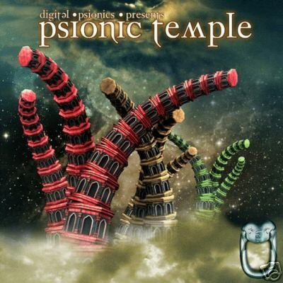 PSIONIC TEMPLE ABOMINATION PSYWALKER DARK NEBULA CD