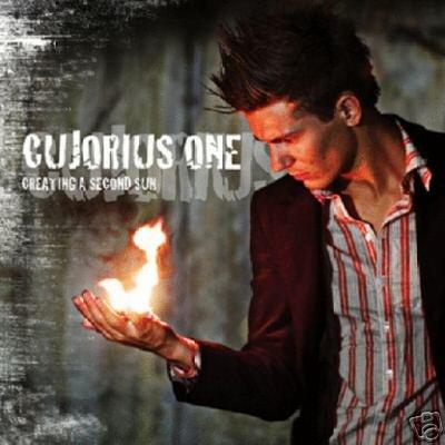 THE CUJORIUS ONE CREATING A SECOND SUN AUSTRALIAN CD