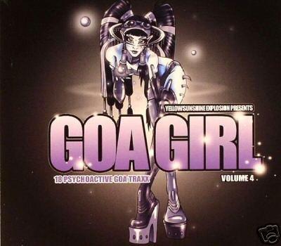GOA GIRL 4 TRIAC HUJABOY SYN SUN SAFI CONNECTION OOP CD
