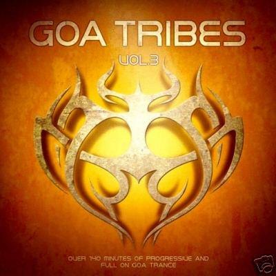 GOA TRIBES VOL 3 KULARIS PSYNINA GENETIC SPIN FREQ CD