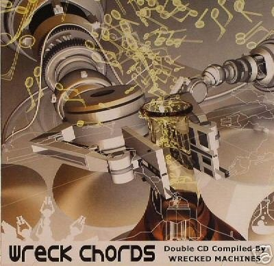 WRECK CHORDS PANICK WRECKED MACHINES HALLUCINOGEN CD