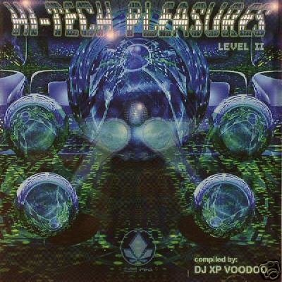 HI TECH HI-TECH PLEASURES LEVEL 2 TWO SPACE TRIBE CD