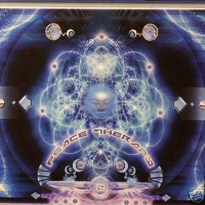 PEACE THERAPY 2 TWO ASTRAL WAVES MASTER MARGHERITA CD