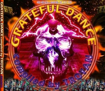GRATEFUL DANCE PSYCHOZ VIRTUAL LIGHT AUDIOPATHIK CD