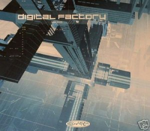 DIGITAL FACTORY ABSOLUM SHIFT ELECTRIC UNIVERSE RARE CD