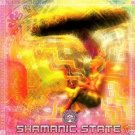 SHAMANIC STATE SMUHG MAYAN COMPLEX BLUE LUNAR MONKEY CD