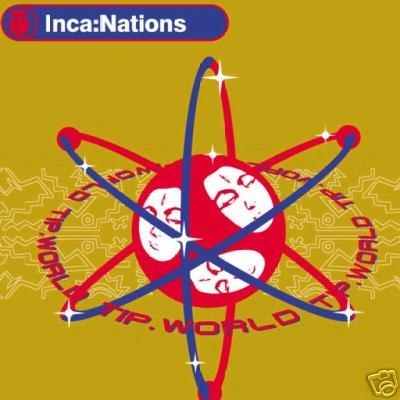 TIP.WORLD INCANATIONS INCA:NATIONS LOGIC BOMB RARE CD