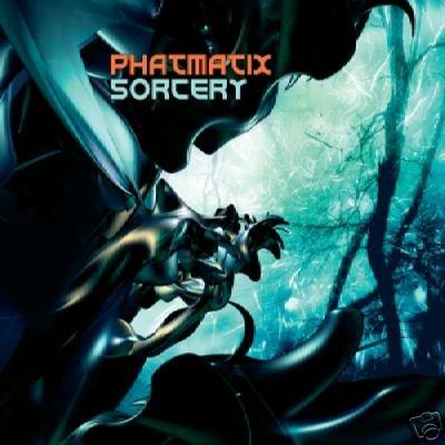 PHATMATIX SORCERY RARE JAPAN PSY-TRANCE CD IMPORT