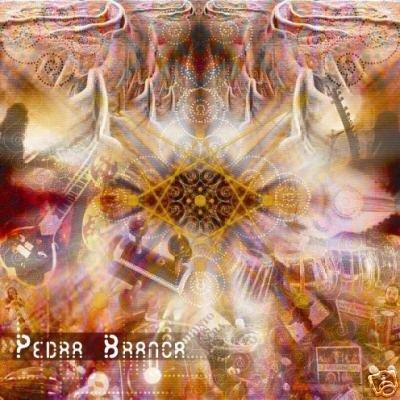 PEDRA BRANCA PEDRA BRANCA RARE BRAZIL OOP CD IMPORT