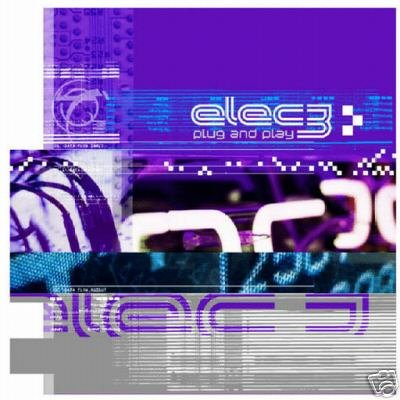 ELEC3 ELEC 3 PLUG & AND PLAY FRENCH TRANCE CD IMPORT
