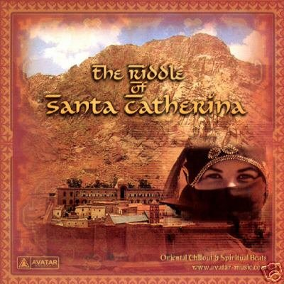 THE RIDDLE OF SAINT CATHERINA 12 TRIBES AQUILA OOP CD