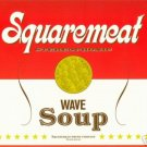 SQUAREMEAT WAVE SOUP SUPERB ABSTRACT GOA FINLAND OOP CD
