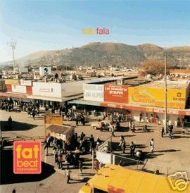 FAT BEAT SOUND SYSTEM FALA FALA RARE OOP DOWNTEMPO CD