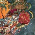SALAKAVALA FRACTAL FISHING RARE HONG KONG TRANCE CD