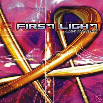FIRST LIGHT PARALLAX ORCUS AMOEBA INSANEACYDE CD IMPORT