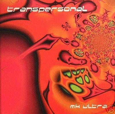 MK ULTRA TRANSPERSONAL RARE OOP AUSTRALIA PSY-TRANCE CD