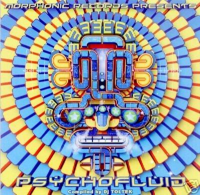 PSYCHOFLUID RUMBLE PACK LAMAT ION ANCIENT BEACH RARE CD