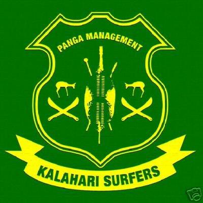 KALAHARI SURFERS PANGA MANAGEMENT RARE SOUTH AFRICA CD