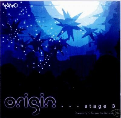 ORIGIN STAGE 3 THREE LAUGHING BUDDHA ESKIMO RARE CD