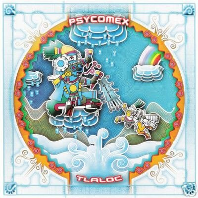 PSYCOMEX TLALOC LAMAT FORZA STALKER FFT SMUHG RARE CD