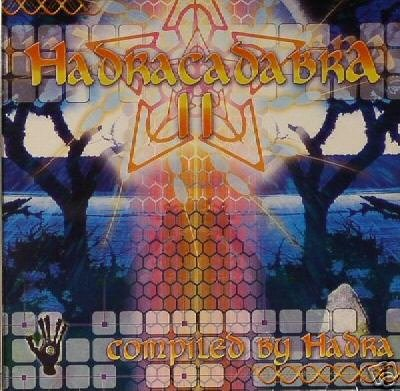 HADRACADABRA 2 TWO SHOTU BARAK HERGMA ATOMIC PULSE CD