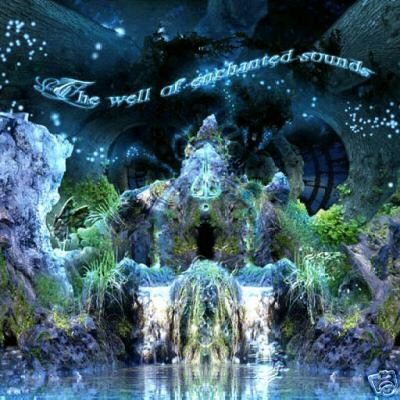 THE WELL OF ENCHANTED SOUNDS RASTALIENS BRAINCELL CD