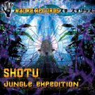 SHOTU JUNGLE EXPEDITION SYNTAX ERROR RARE PSY-TRANCE CD