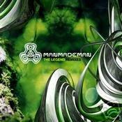 MANMADEMAN THE LEGEND REMIXES EAT STATIC TRIPTYCH CD
