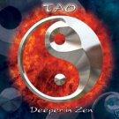 DEEPER IN ZEN TAO AMBIENT FULL ON OOP DOUBLE CD SET