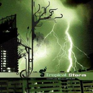 TROPICAL STORM SKULPTOR KILLER BUDS AUDIO-X D-TEK CD