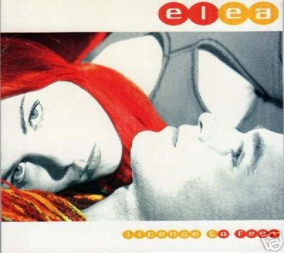 ELEA LICENSE TO FEEL TRIP HOP AMBIENT COLLECTORS CD