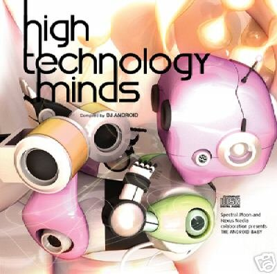 HIGH TECHNOLOGY MINDS SEROXAT SLUG SHIFT HYT RARE CD