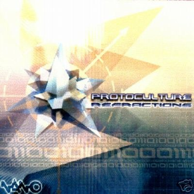 PROTOCULTURE REFRACTIONS RARE OOP PSY-TRANCE CD