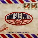RUMBLE PACK PACKED & AND READY FRENCH PSY-TRANCE CD