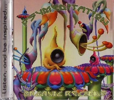 PSYMEDITATION CHRIS ORGANIC Y2E PERPETUAL LOOP RARE CD