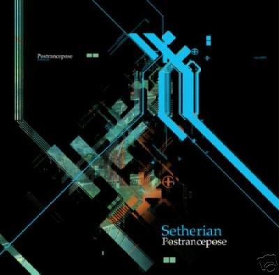 SETHERIAN POSTRANCEPOSE RARE PROGRESSIVE TRANCE CD